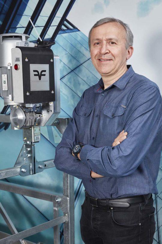 Augustin CAILLEAU - Projektleiter