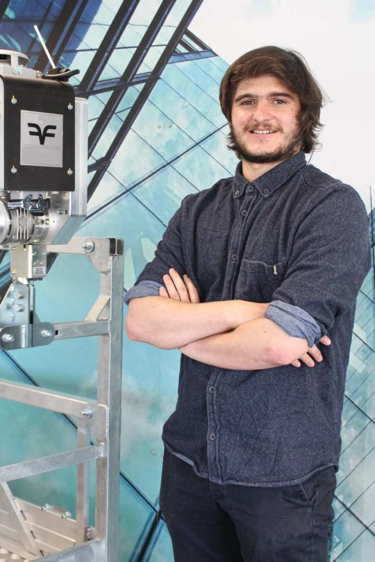 Clément VIGIER - Projektleiter – Azubi
