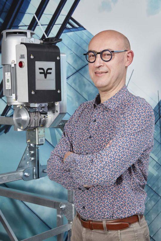 Myrtil OUVRARD - Leiter Innovation und Entwicklung